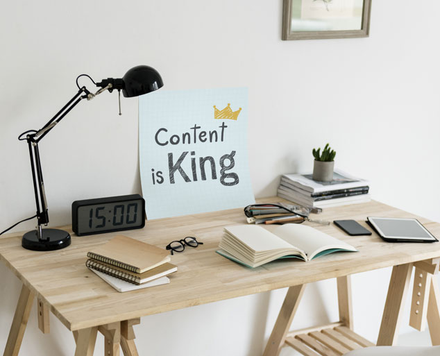 Content is the King ranking